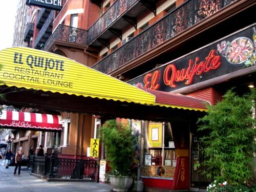 El Quijote West 23rd Street Espanyu